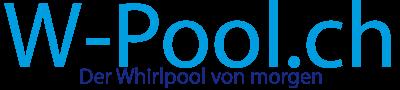 W-Pool.ch - Whirlpools, Swim Spa, Wasserpflege-Logo